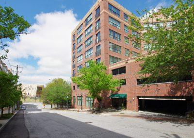 Centennial House Lofts Parking