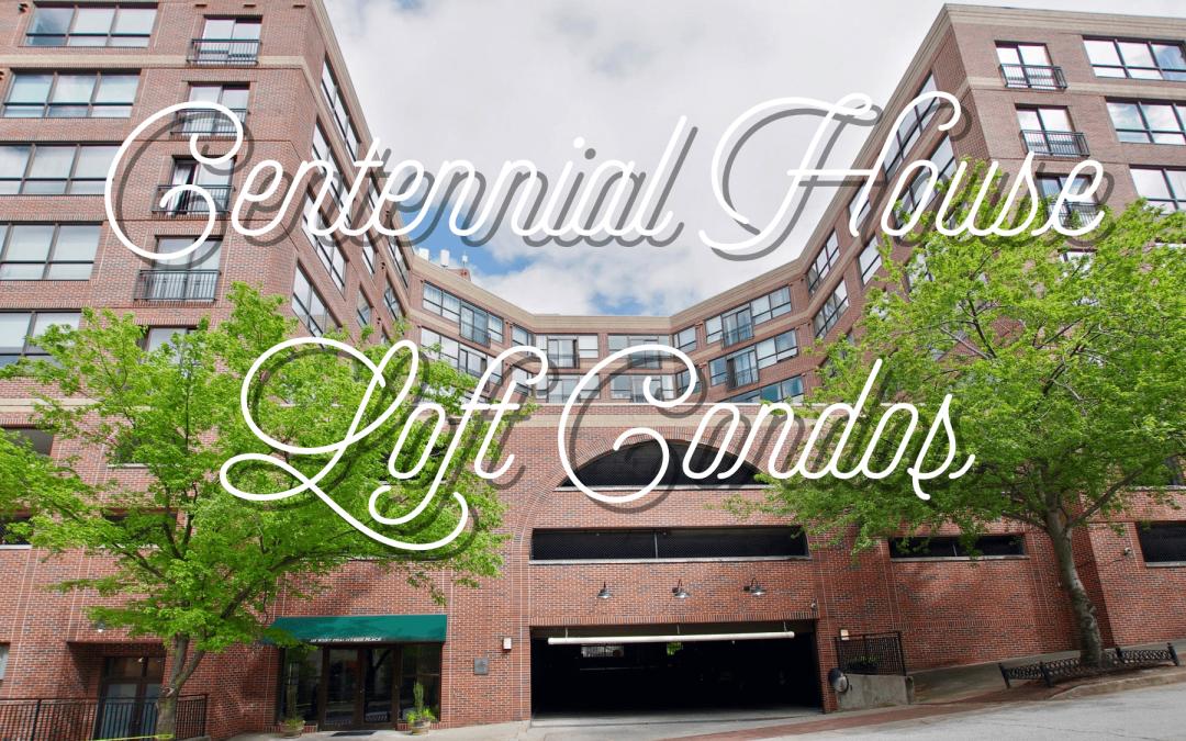 Centennial House Loft Condos – Atlanta Skyline Views – 7 Story High Rise