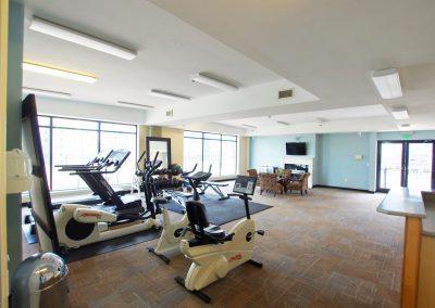 Centennial House Lofts Fitness Center