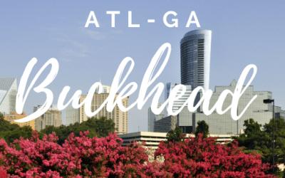 History and Homes for Sale in Buckhead -Atlanta GA