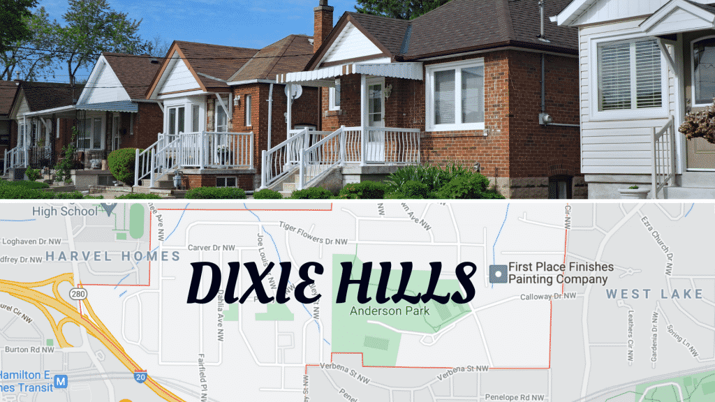 Dixie Hills Homes For Sale